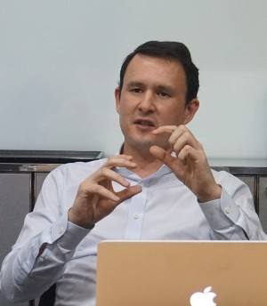 앨런 데이 맵알테크놀로지스 수석 데이터과학자는 앞으로 빅데이터 처리가 유전자기업에도 반드시 해결해야할 문제가 될 거라 강조했다. - 맵알코리아 제공